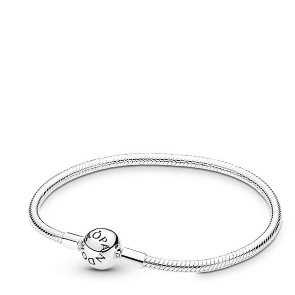 Authentic Pandora Moments Snake Chain Bracelet